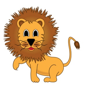 Camille's Primary Ideas: Lion Hunt Nursery activity
