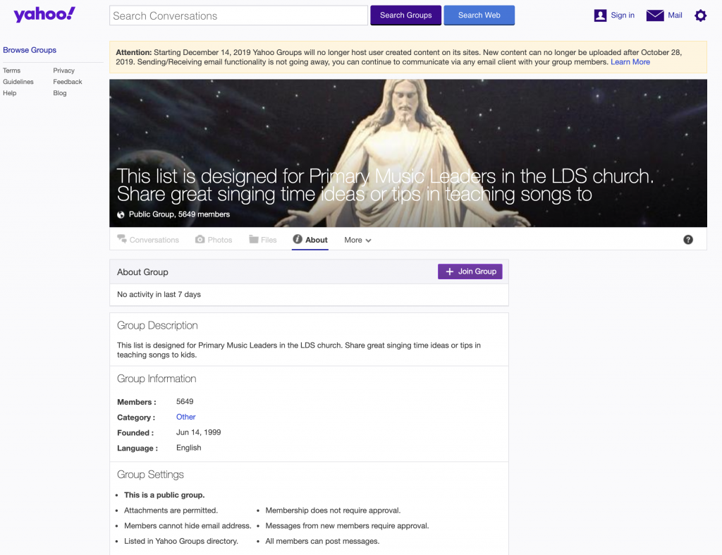 Camille's Primary Ideas: Primusic on Yahoo Groups for help with singing time
