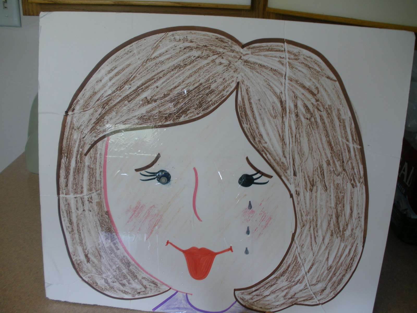 Camille's Primary Ideas: Mother's Day Weeping Mother singing time lesson plan activity