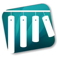 Camille's Primary Ideas: use chimes from Musical Pipes during your singing time lesson plan
