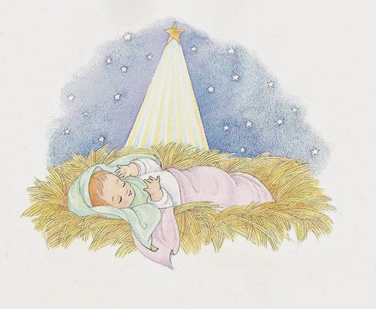 Camille's Primary Ideas: Stars Were Gleaming Nativity
