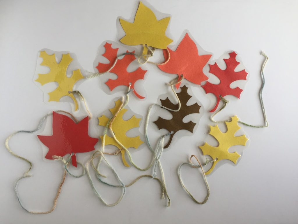 Camille's Primary Ideas: It's Autumntime & Autumn Day Singing Time Lesson Plan Ideas