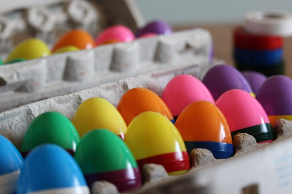 Camille's Primary Ideas: Singing time and Nursery Shaker Eggs