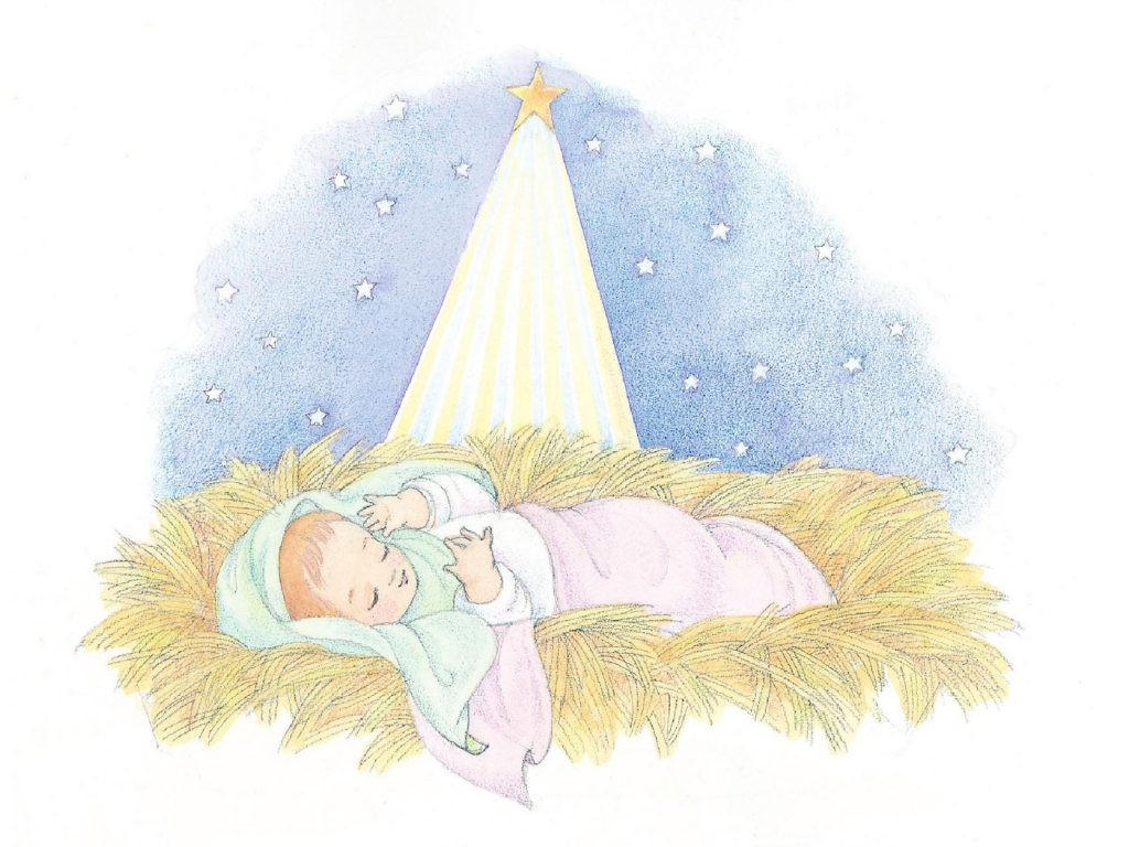 Camille's Primary Ideas: Primary Christmas Song Nativity Singing Time Lesson Plan Idea