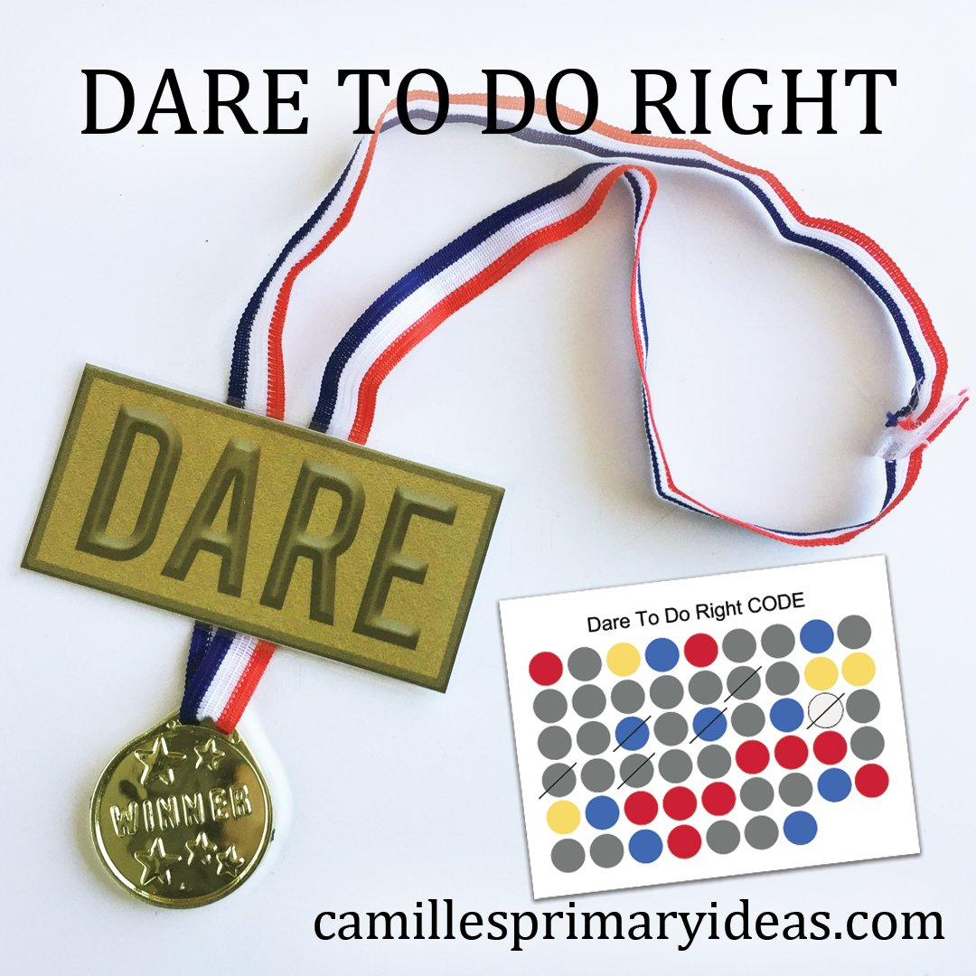 Camille's Primary Ideas: Dare To Do Right Singing Time Lesson Plan Idea