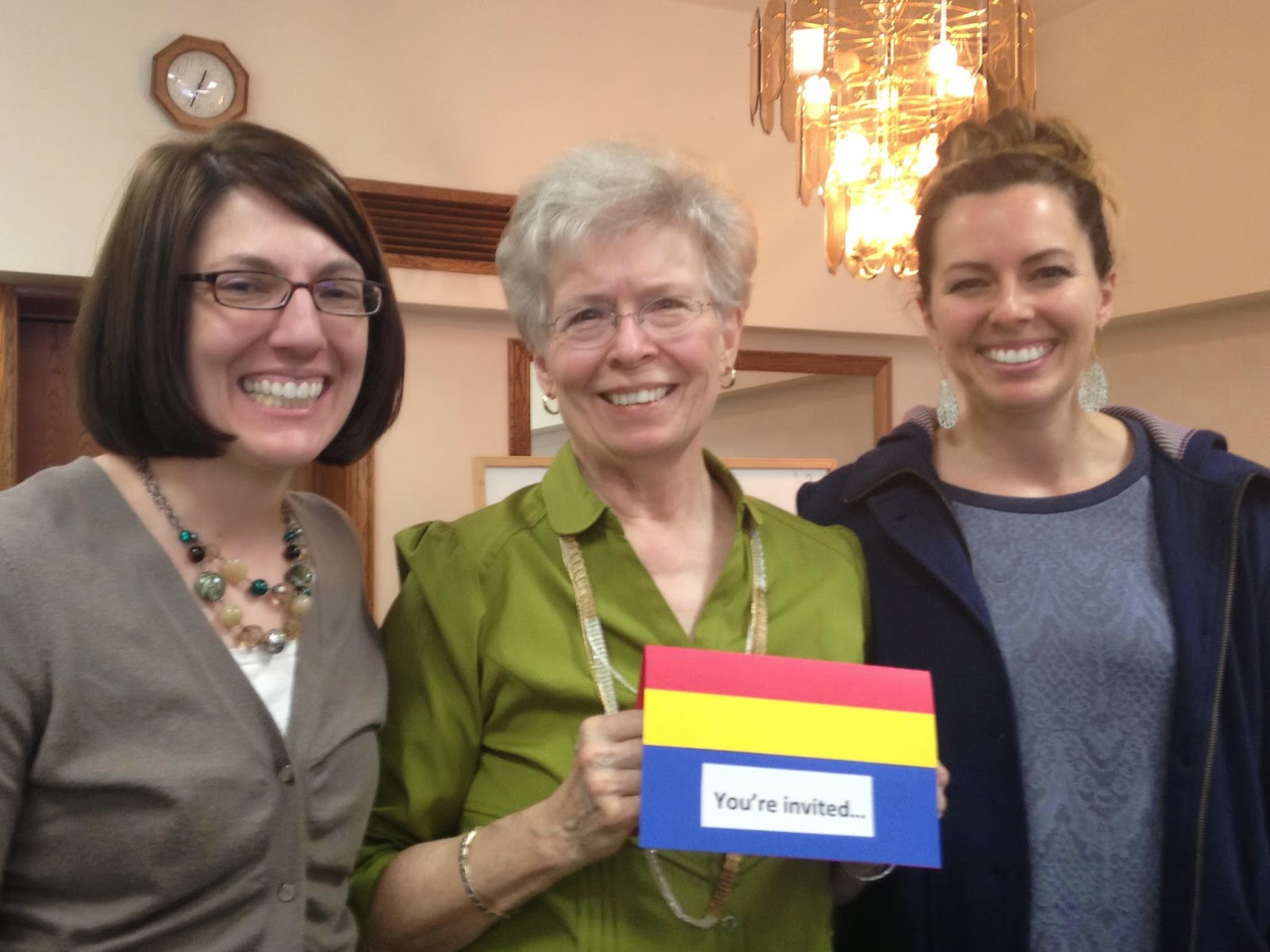 Camille's Primary Ideas: Pat Graham Workshop