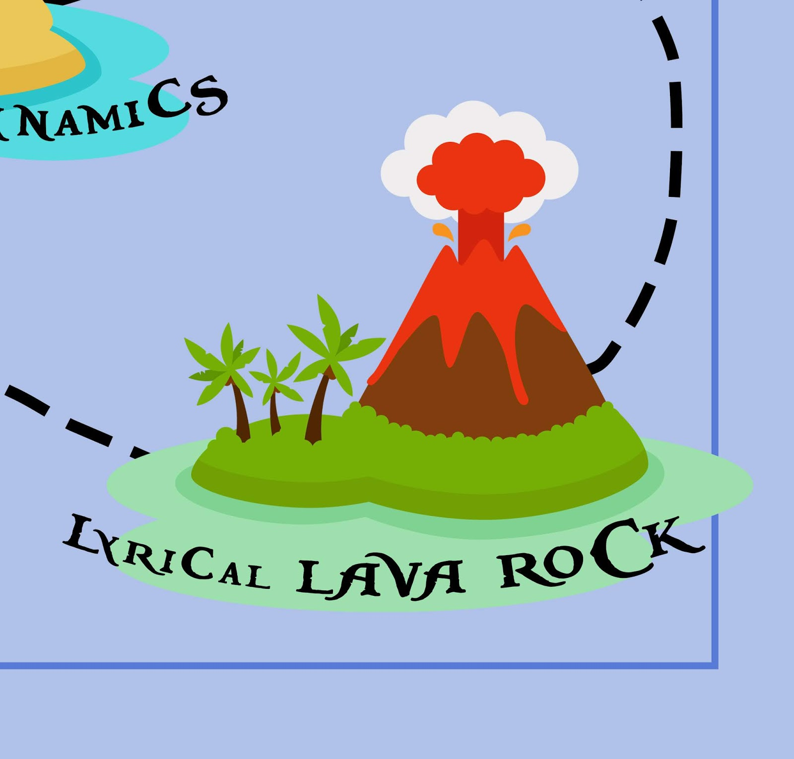 Camille's Primary Ideas: Treasure Map Primary Program Review Lyrical Lava Rock