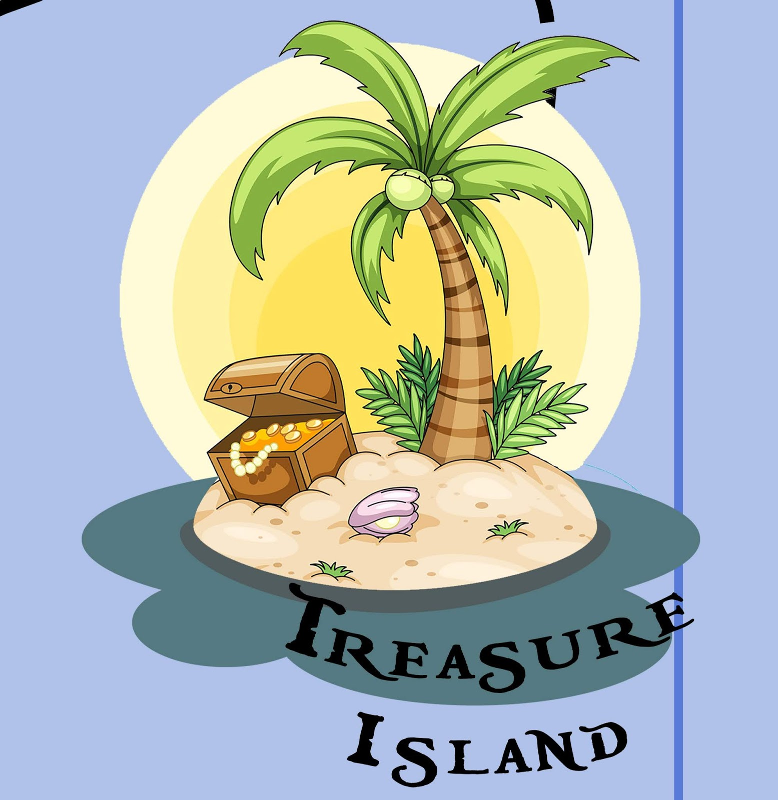 Camille's Primary Ideas: Treasure Island Treasure Hunt Primary Program Review