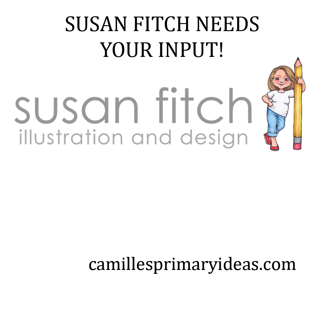 Camille's Primary Ideas Loves Susan Fitch