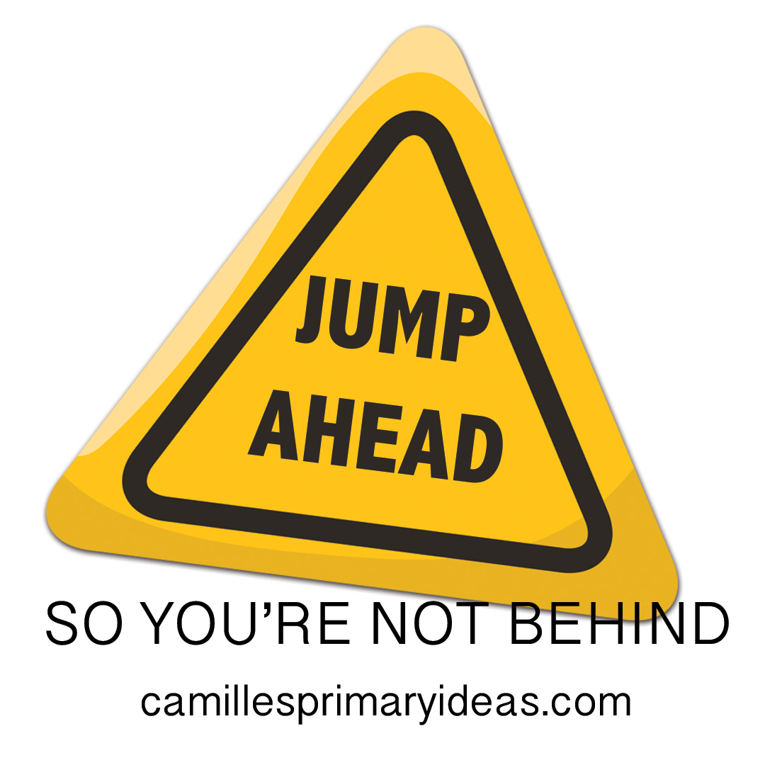 Camille's Primary Ideas Jump Ahead with your singing time lesson plans!
