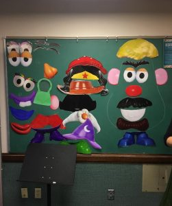 Camille's Primary Ideas: Mr. Potato Head singing time review lesson plan