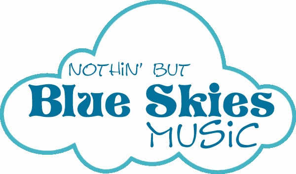 Camille's Primary Ideas: Nothin' But Blue Skies Music