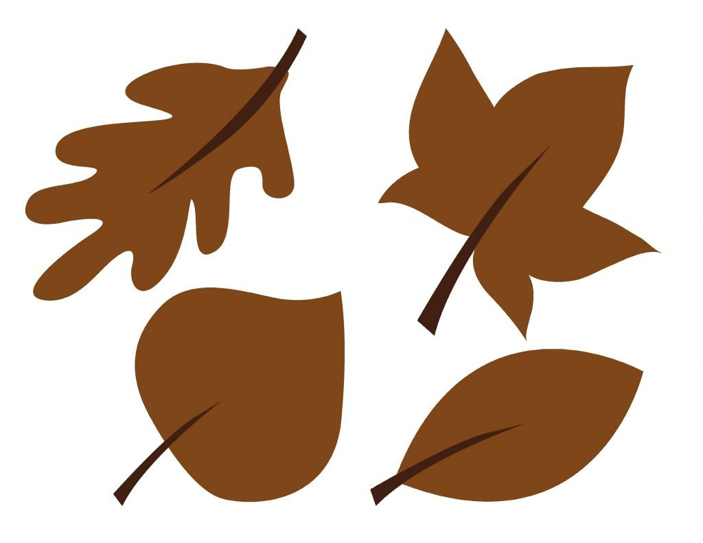 Camille's Primary Ideas: It's Autumntime & Autumn Day Leaf Printables