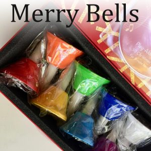 Use Merry Bells hand bells in your singing time lesson plan