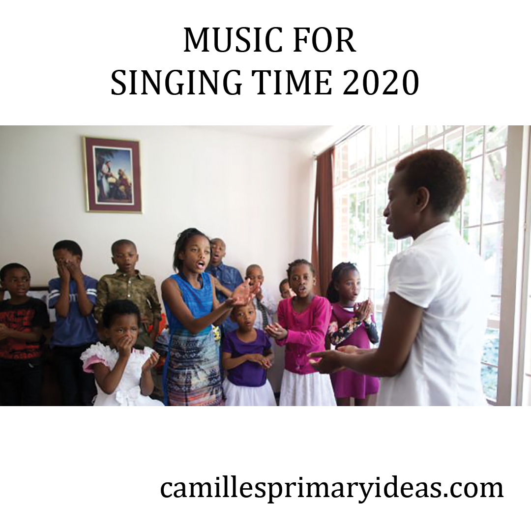 Music for Singing Time 2020