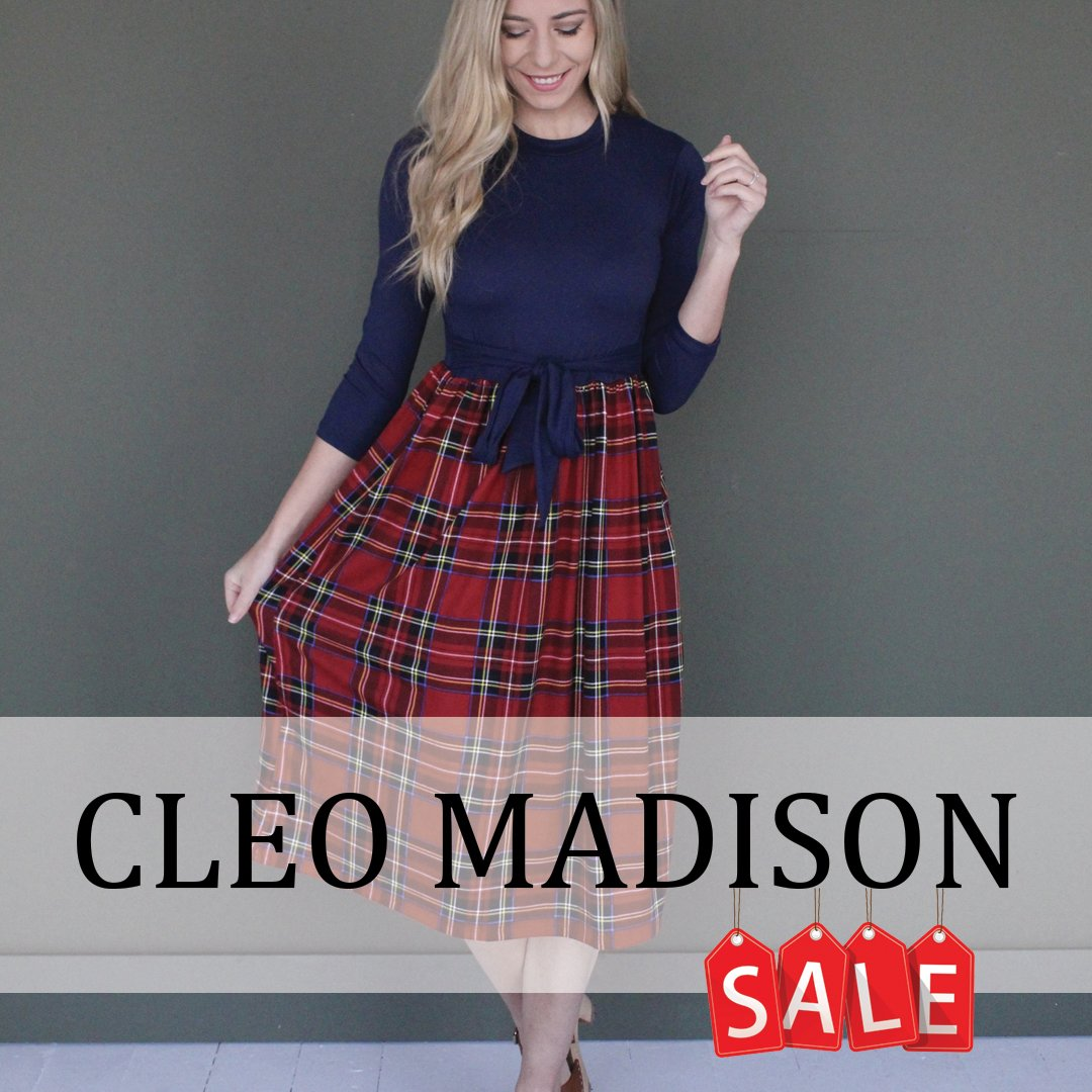 Camille's Primary Ideas: Cleo Madison Black Friday Sale