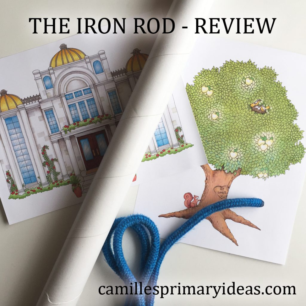 Camille's Primary Ideas: The Iron Rod Review