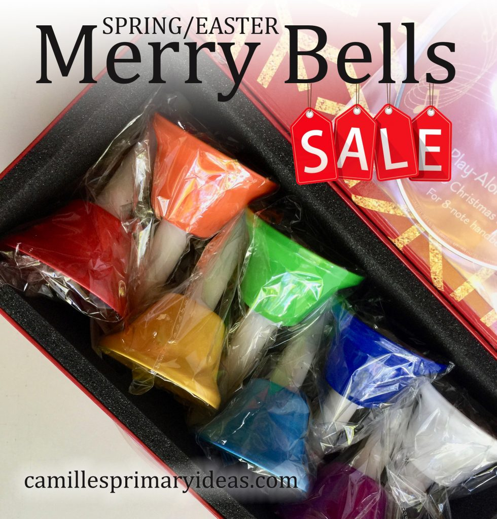 Camille's Primary Ideas: Merry Bells Spring Easter SALE