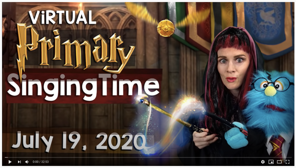 Camille's Primary Ideas: The Best Virtual Singing Time Videos for primary