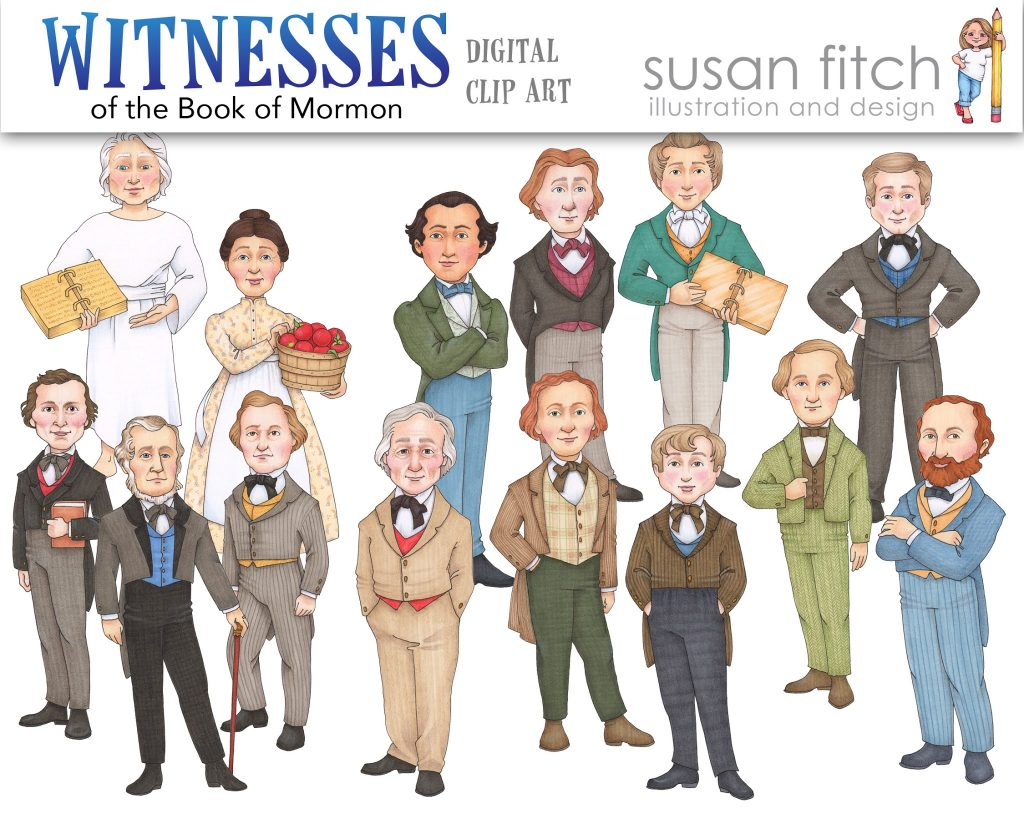 Camille's Primary Ideas: Susan Fitch Church History Kits