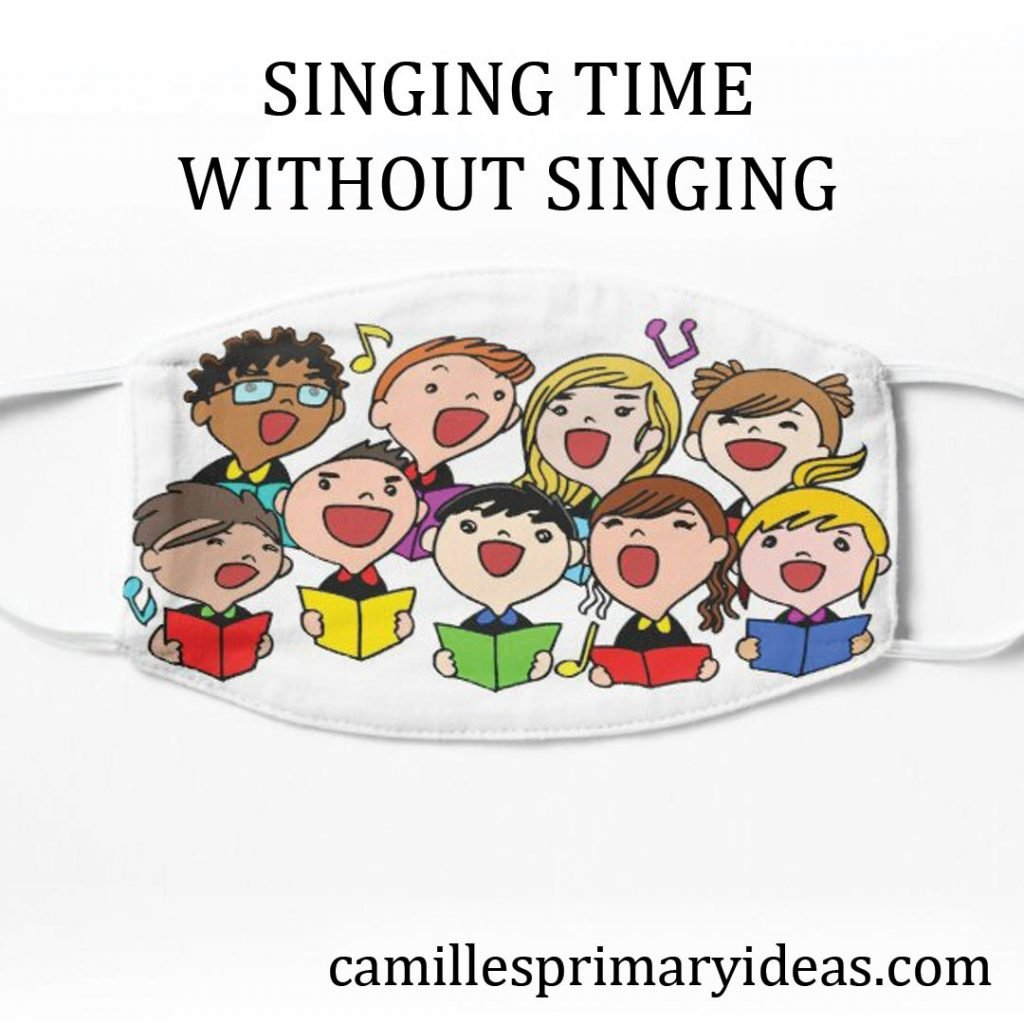 Camille's Primary Ideas: Singing Time without Singing