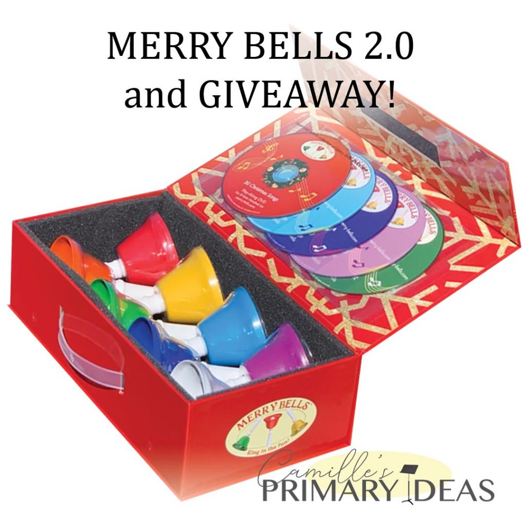 Camille's Primary Ideas: Merry Bells 2.0 handbells in singing time